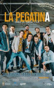La Pegatina en Salamanca