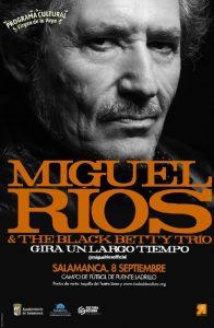 Miguel Ríos en Salamanca