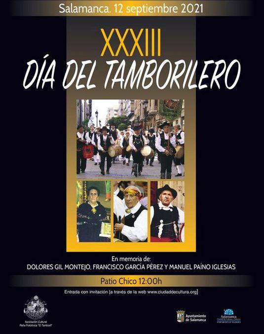 XXXIII Día del Tamborilero. Ferias de Salamanca
