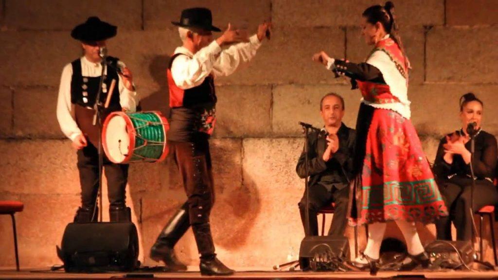 Charros y Gitanos en Salamanca