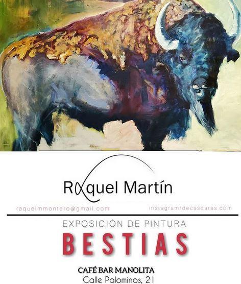 Exposición de pintura Bestias