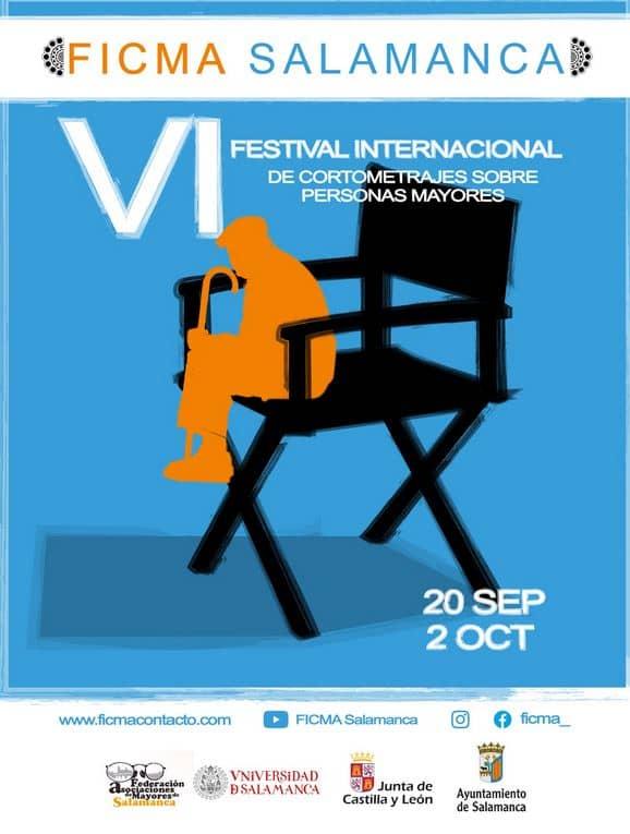 Festival internacional de cortometrajes sobre personas mayores. Salamanca