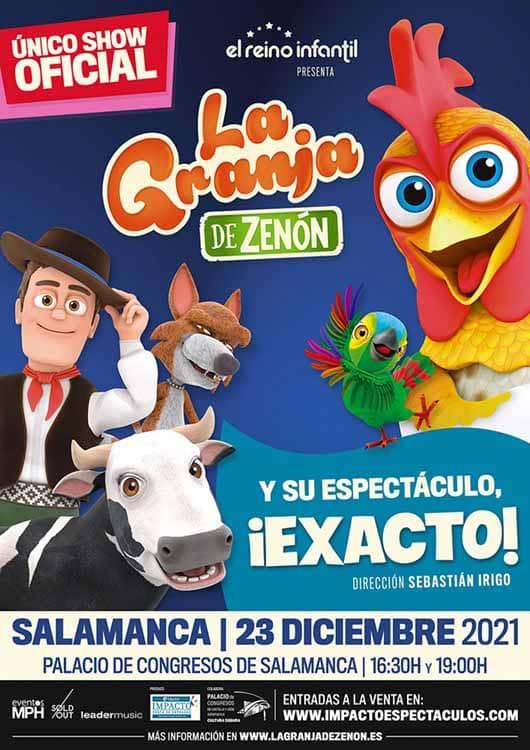 La Granja de Zenon en Salamanca
