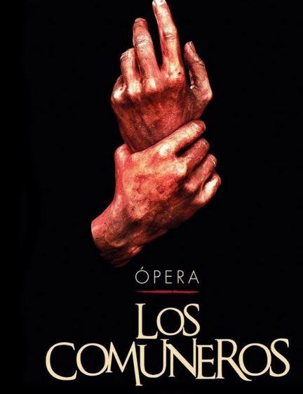 Ópera Los Comuneros en Salamanca