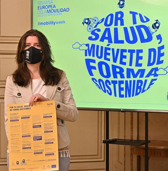 Semana Europea de la Movilidad. Salamanca
