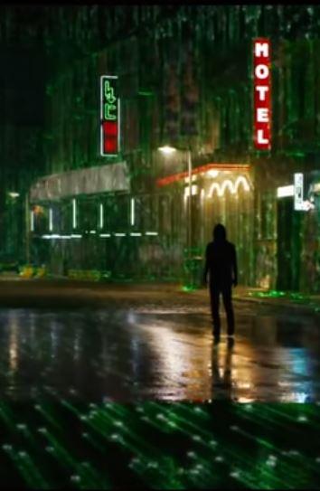 The Matrix 4 Resurrections en Salamanca