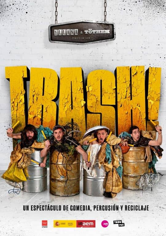 Cartel de Trash!