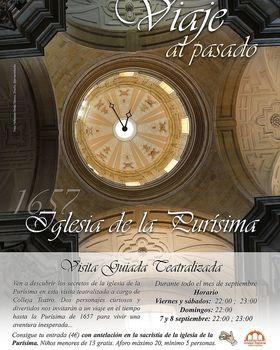 Visitas teatralizadas nocturas en Salamanca-2