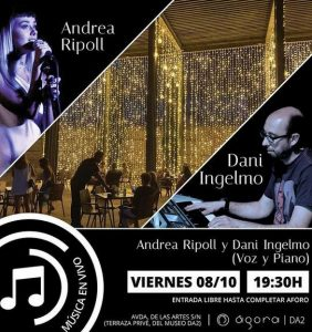 Andrea Ripoll y Dani Ingelmo