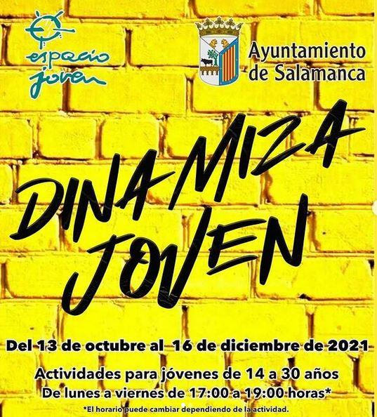 Dinamiza Joven. Salamanca