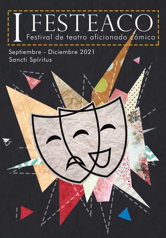Festeaco. I Festival de teatro aficionado cómico