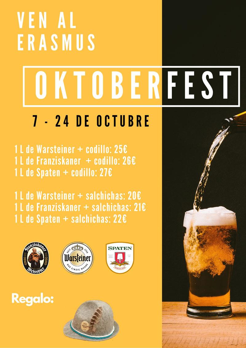 Oktoberfest en Salamanca