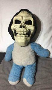 Oso calavera. Halloween Salamanca 2021