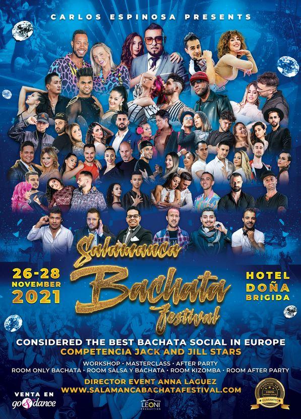 Salamanca Bachata Festival en Salamanca 2021