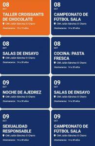 Salamanca a Tope en el puente del pilar 2021