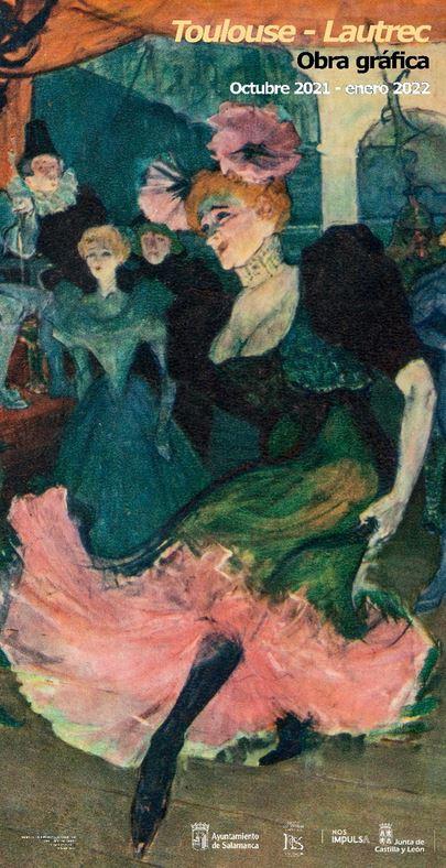 Toulouse-Lautrec. Obra gráfica en Salamanca