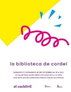 la biblioteca de cordel