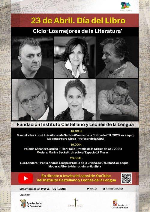 Día del libro Salamanca 2021